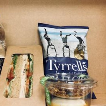 Sandwich & Wrap Lunch Packs