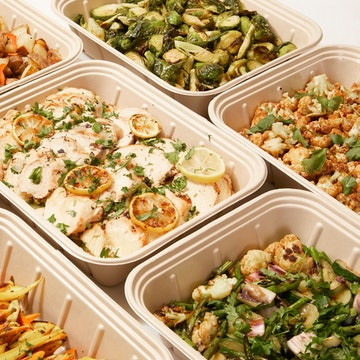 Hot Sides & Entrees - NEW