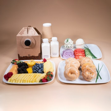Breakfast Package
