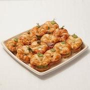 Mini Croissant Sandwiches (Small)