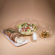 Chopped Chicken Shawarma Salad - (Large)