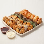 Assorted Mini Pastry & Muffin Board - (Large Serves 10-12 People)