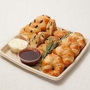 Assorted Mini Pastry & Muffin Board - (Small)