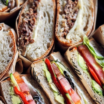 Boxed Lunch & Dinner (Sandwiches)