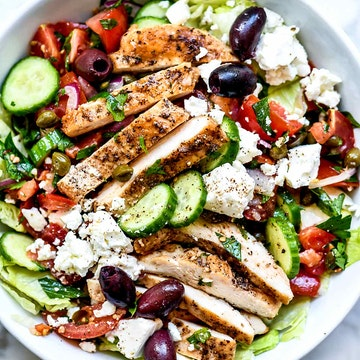 NEW - Lunch Salads