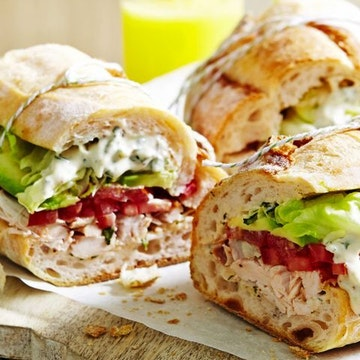 NEW - Lunch Baguette