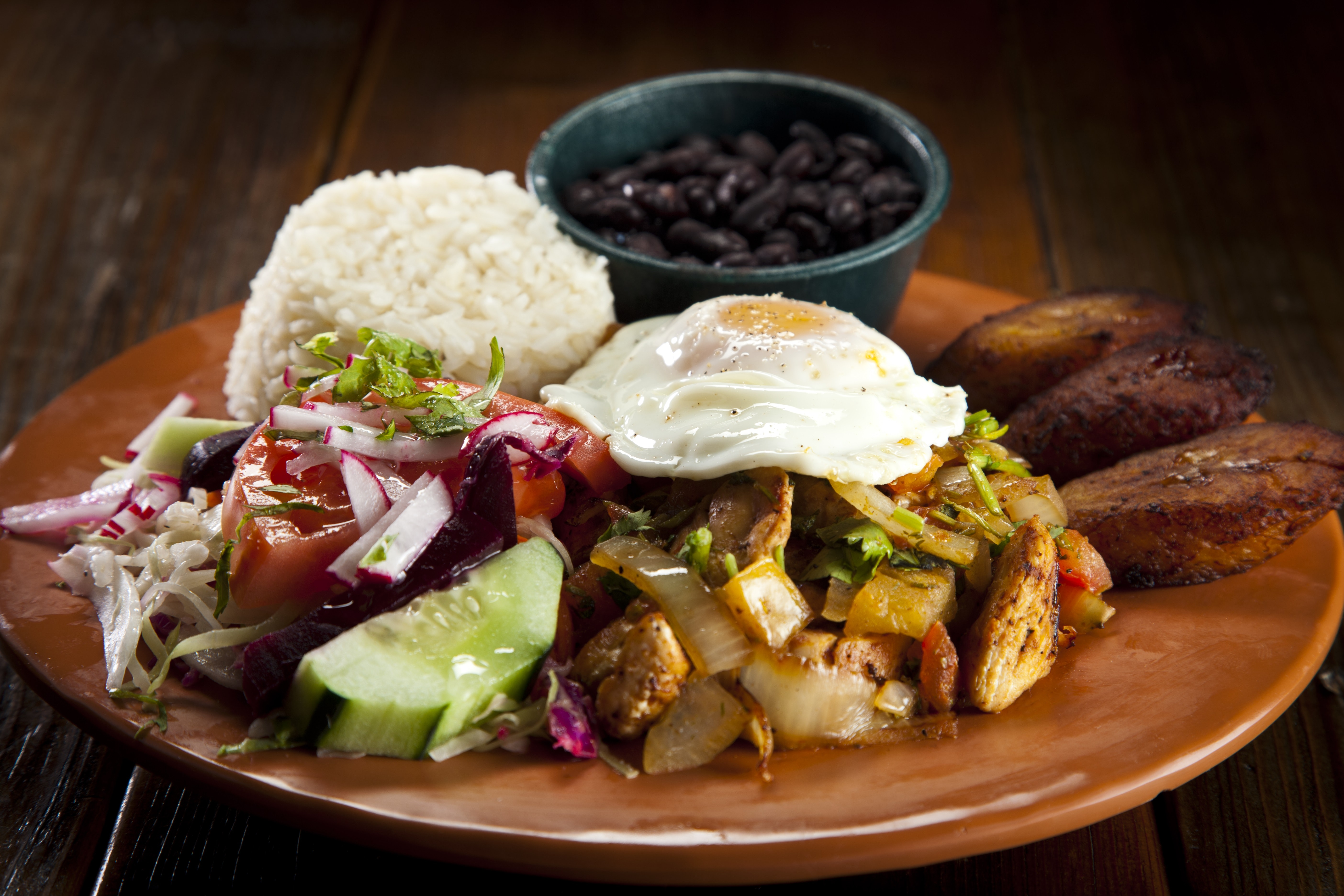 Casado (the National Dish of Costa Rica)