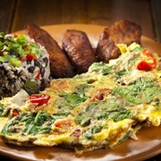 Scrambled Eggs and Frittatas