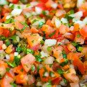 Pico de Gallo & Chips (medium)