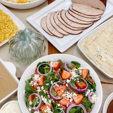 Holiday Catering Bundles & Monthly Specials