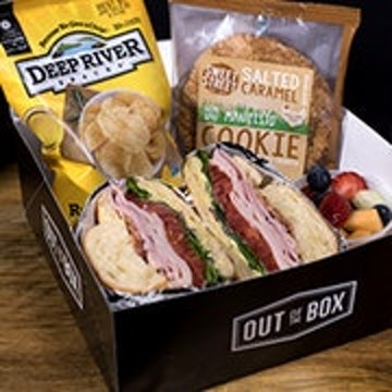 Sandwich Box Lunches