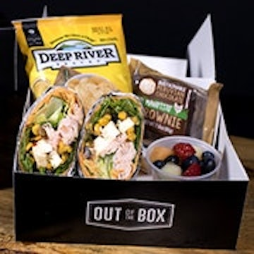 Wrap Box Lunches