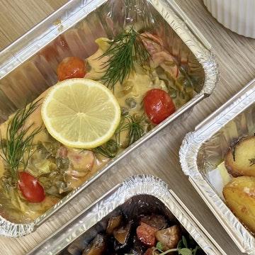 Semi-Prepared Meals