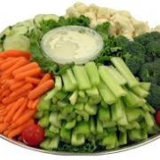 Fruit and Veggie Platters