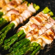 Wrapped in Bacon, Then Grilled