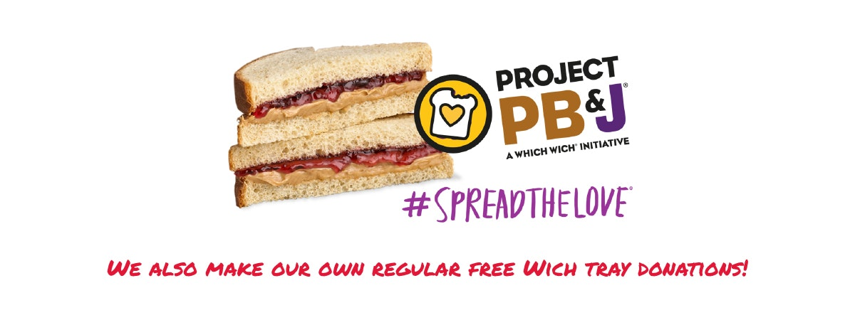 Project PB&J #spreadthelove