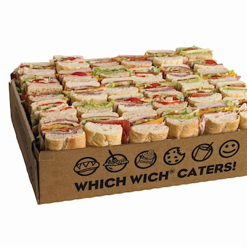 Wiches - Cold Trays