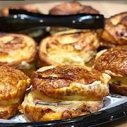 Artisan Breakfast Sandwich Platter