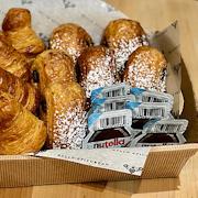Split Mini Croissant Basket