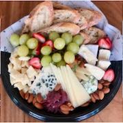 Cheese, Fruit & Nut Board