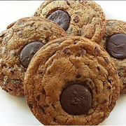 Just Chocolate Chip Cookies