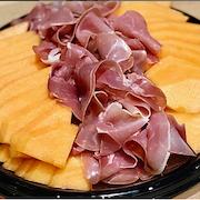 Prosciutto & Fresh Melon Platter
