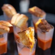 Grilled Cheese Shooter