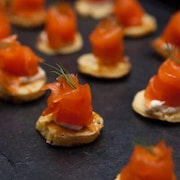 Canapés - 3 Per Person