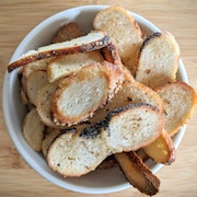 Bagel Chips - Housemade