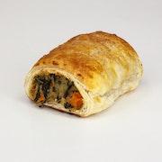 Sausage & Veggie Rolls