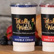 Welsh Double Cream - 284ml
