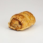 Gourmet Apple & Cider Sausage Roll
