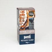 Charcoal & Rye Sourdough Crispbread - 105g