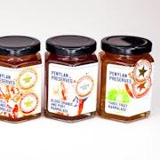 Three Fruit Marmalade - 226g