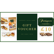 Card Gift Voucher & Envelope £10
