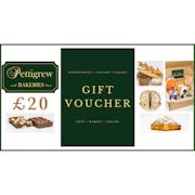 Card Gift Voucher & Envelope £20