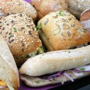 2019 Sandwich Platters - Mini Rolls