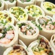 2019 Sandwich Platters - Wraps