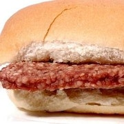 A Soft Morning Roll served with our Butchers own Steak Lorne Sausage