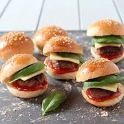 Gourmet Open Mini Brioches