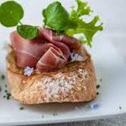 4 Gluten Free Bruschettas per Guest