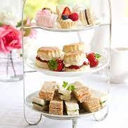 Afternoon Tea selection Gluten/ Dairy free/ Vegan options
