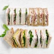 Gourmet Sandwiches Quarters