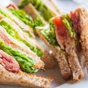 Gluten Free Gourmet Sandwiches Quarters