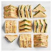 Gluten Free Meat & Vegetarian Sandwich Selection (24 quarters)