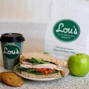 Sandwich Bagged Lunch