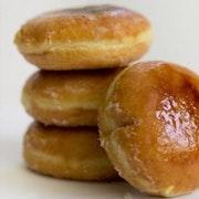 Crème Brûlée Donut