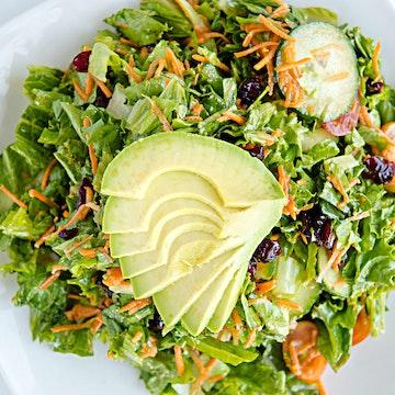 Leafy Salad Bowls