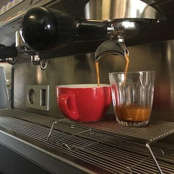 Coffee & Cold Drinks