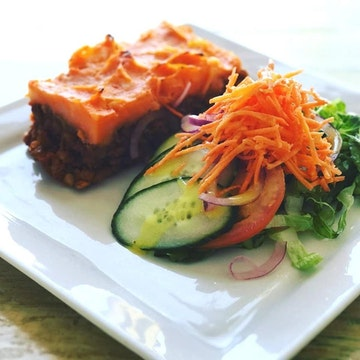Main Meals, Soup & Salads